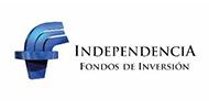 Independencia fondos de inversión